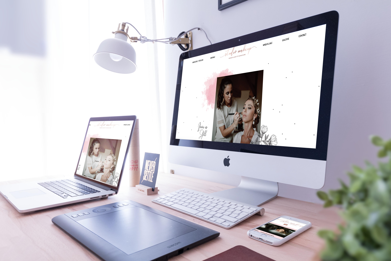 Site web www.studiomakeup.fr